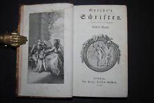 Goethe - Schriften - 8 Bände - Leipzig Göschen - 1787-1790