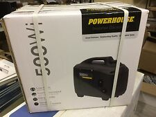 1 NEW POWERHOUSE 500 WATT GENERATOR INVERTER   60370 CARB COMPLIANT  500Wi