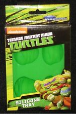 Teenage Mutant Ninja Turtles Silicone Ice Tray - Capture Ice, Chocolate, JELL-O