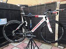 Argon 18 E114 TT/Triathlon Carbon Bike Size Large