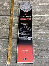 """Starrett 505A Pro Site Protractor, 12"""" Miter Saw"""