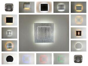LED 1,5 W Treppenbeleuchtung , Wandleuchte Passend in UP Schalterdose