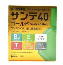 LION Smile Sante 40 Gold Vitamin Eye Drops 12ml
