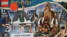 LEGO HARRY POTTER 76388 BESUCH IN HOGSMEADE (OHNE FIGUREN) STORE WIRTSHAUS NEU