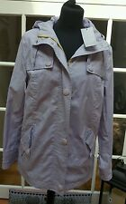 LADIES SIZE 8 RAIN JACKET. BNWT. M&S
