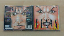 Fears Spiel Game Commodore Amiga CD32 Rarität OVP