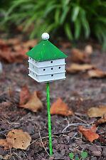 G & F 10028 MiniGardenn Fairy Garden Miniature Martin House