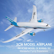 Boeing 787 Airplane Mini Model Plane 3CH 2.4G Remote Control EPP Airplane H9L6