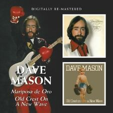 DAVE MASON - MARIPOSA DE ORO/OLD CREST ON A NEW WAVE  CD NEU