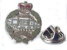 Royal Tank Regiment Lapel Military Badge