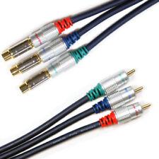 Cables y adaptadores de video vídeo RCA hembra para TV y Home Audio