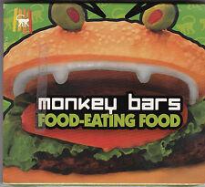 Monkey Bars - Food-Eating Food - CD (Brand New Sealed)