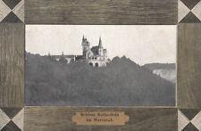 Ansichtskarten aus Hessen mit dem Thema Burg & Schloss