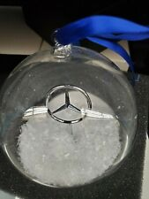 New ListingCollectibles Mercedes Christmas Ornament