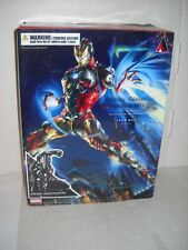 Marvel Universe Variant Play Arts Kai Iron Man Limited Color Ver Action Figure