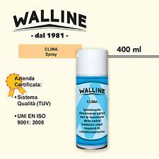 WALLINE Pulizia igienizzante deodorante condizionatore climatizzatore 400 ml