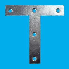 """Coin Bretelles 10x 125 mm L Shape Angle Droit Soutien Fixation Réparation Support 5/"""""""