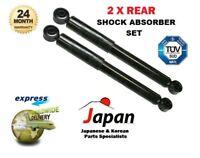 Per Suzuki Alto Mk III/Modello III 1.0 1994-2002 Nuovo 2 X Post. Ammortizzatore