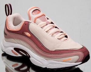 Reebok Daytona DMX Womens Pale Pink Casual Lifestyle Sneakers Shoes DV9618