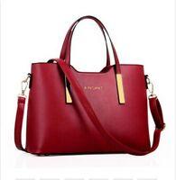 Genuine Leather Women Handbags Bags Female Fashion Crossbody Shoulder Handbag
