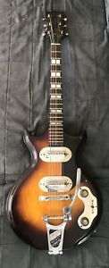 magnatone mark 5 guitar project parts 1957 nice vintage W Case