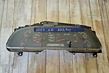 OEM 2003 FORD F250 6.0L DIESEL INSTRUMENT CLUSTER 4C34-10849-HF- 202,3XX MILES