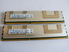 2x 8GB Samsung M393B1K70BH1-CH9 16GB DDR3 1333MHz PC3-10600R ECC Server RAM