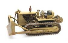 Artitec 387.339 - 1/87 / H0 Bulldozer / Planierraupe D7 - Gelb - Fertigmodell
