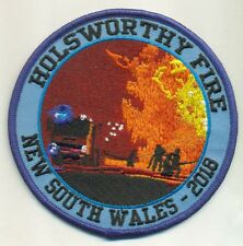 2018 Holsworthy Fire Patch