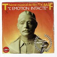 """BASF Film Série TV Vinyle 45T 7"""" THEME MUSICAL - L'ÉMOTION INTACT -MANON LESCAUT"""