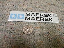Herald King decals HO Maersk  XX129