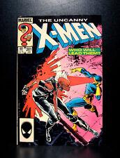 COMICS: Marvel: Uncanny X-men #201 (1986), 1st Cable as baby app - RARE