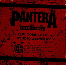 Pantera-The Complete Studio Albums  CD NEW