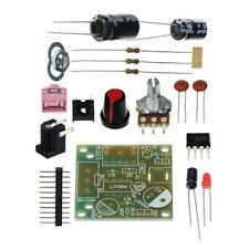 DC 3-12V LM386 Mini Audio Amplifier Module Kit (mono only)