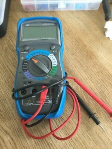 BST Digital Amp Meter