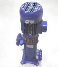 Hochdruckpumpe KSB Movi V 25/1-05-3 Motor 0,55kW|230/400V|2840 min-1