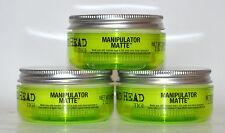 TIGI Bed Head Manipulator Matte 3x57,5g - Wax