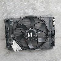 BMW 1 3 Series E81 E87 LCI E90 Complete Set Radiator Fan Automatic Petrol N43