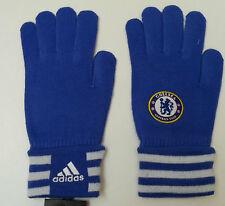 Adidas Chelsea CFC Handschuhe Gloves  Grösse S-M  Winterhandschuhe  A-8-4