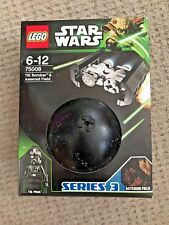 LEGO 75008 Tie Fighter and Asteroid Field Brand New and Sealed