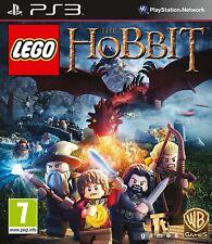 PS3 Spiel Lego Der Hobbit inklusive Rüstungs DLC Neu