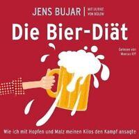 MARCUS OFF - JENS BUJAR/ULRIKE VON BÜLOW: DIE BIER-DIÄT 3 CD HÖRBUCH+++++ NEU