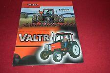 Valtra 60-200 hp Tractor Dealer's Brochure DCPA2