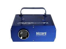 Blizzard Lighting Mezmerizor 4FX 3D RGB Laser w/over 120 Effects MAKE AN OFFER!