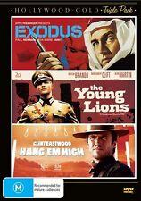 Exodus / Young Lions / Hang 'em High