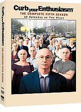 CURB YOUR ENTHUSIASM - SEASON 5 - DVD - REGION 2 UK