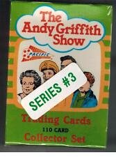 THE ANDY GRIFFITH SHOW SERIES 3 FACTORY SEALED SET 110 CARDS