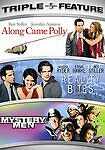 Along Came Polly/Reality Bites/Mystery Men (Dvd, 2008, 3-Disc Set)