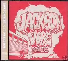 Jackson vibe - Get On The Bus - Japan CD - NEW J-POP