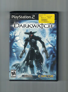 Darkwatch (Sony PlayStation 2, 2005) PS2 Complete CIB W/ Manual Tested & Working